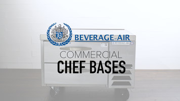 Beverage Air Commercial Chef Bases