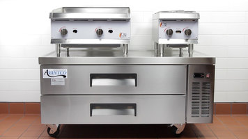 Avantco Refrigerated Chef Bases