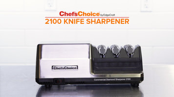 Chef's Choice 2100 Electric Knife Sharpener