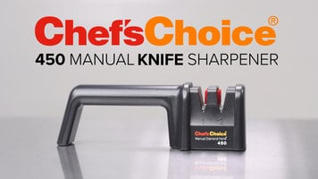 Edgecraft Chef's Choice 450 Manual Knife Sharpener