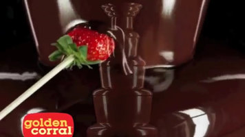 Buffet Enhancements Chocolate Fountain
