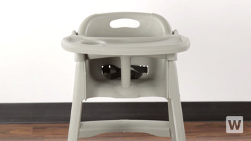 How to Assemble a Lancaster Table & Seating High Chair