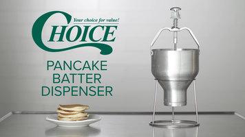 Choice Pancake Batter Dispenser