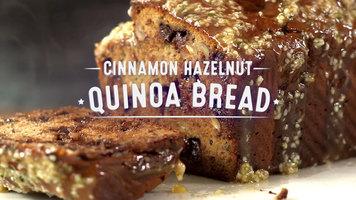 Bob's Red Mill: Cinnamon Hazelnut Quinoa Bread