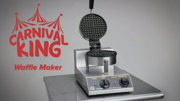 Carnival King Waffle Maker