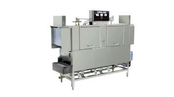 CMA Conveyor Dishwasher Daily Cleaning