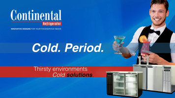 Continental Refrigerator Cold Solutions