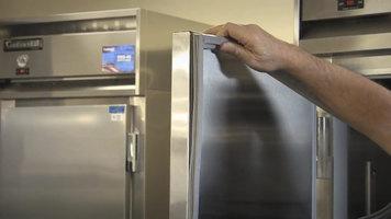 Continental Refrigerator: Replacing a Door Gasket