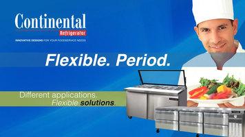 Continental Refrigerator Flexible Solutions