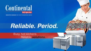 Continental Refrigerator Reliable Solutions