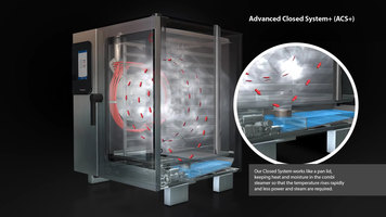 Cleveland Convotherm C4 Advanced Closed System