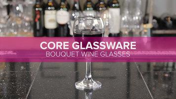 Core Bouquet Wine Glasses