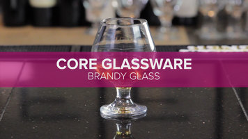 Core Brandy Glass