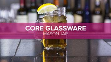 Core Mason Jar