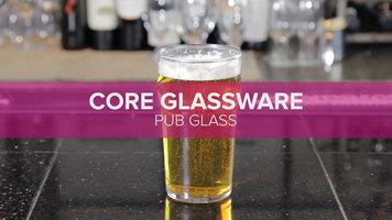Core Pub Glass