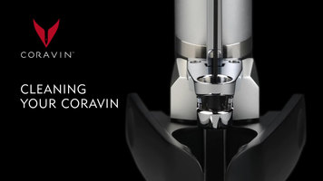 Coravin Wine Dispensers: How to Clean and Care for Your Dispenser and Needles