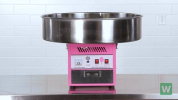 Carnival King Cotton Candy Machine