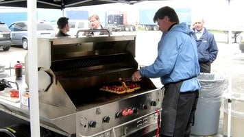 Crown Verity Tailgate Grills