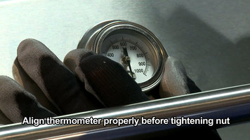 Crown Verity Thermometer Replacement