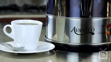 How to Use the Avantco CU55 Coffee Urn