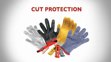 San Jamar Cut Resistant Gloves