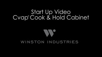 Winston Cvap Cook and Hold
