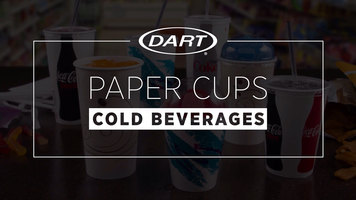 Dart Paper Cold Cups