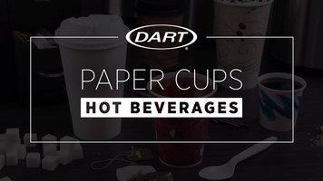 Dart Paper Hot Cups