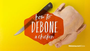 How to Debone a Chicken