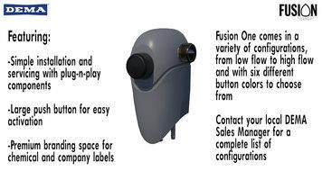 DEMA Fusion One