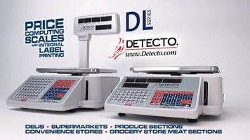 Cardinal Detecto DL Series Price Computing Scales