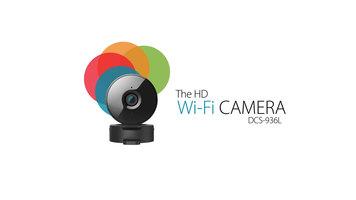 D-Link DSC-936L HD Wifi Camera