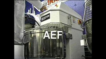 Doyon AEF Spiral Dough Mixer