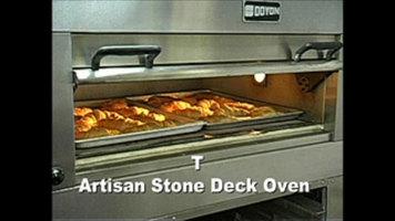 Doyon Artisan Stone Deck Oven