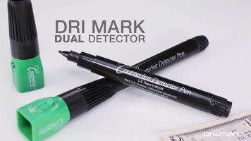 Dri Mark Dual Detector Pen