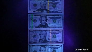 Dri Mark Counterfeit Money Detectors