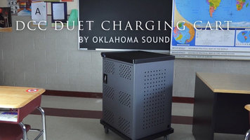 Oklahoma Sound - Duet Charging Cart