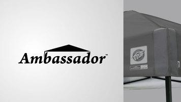 E-Z UP: Ambassador Set Up