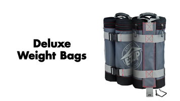 E-Z UP: Deluxe Weight Bags