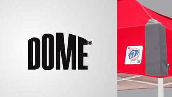 E-Z UP: Dome Set Up