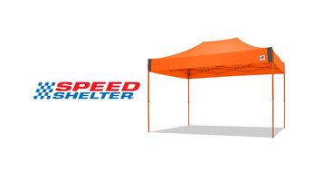 E-Z UP: Speed Shelter