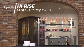 Eastern Tabletop Hi-Rise Tabletop Riser