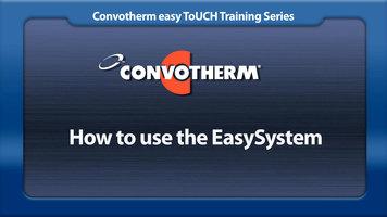 Cleveland Convotherm: EasySystem