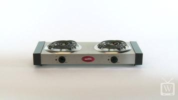 Avantco EB102 Countertop Range