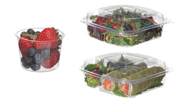 Eco Products Clear Containers