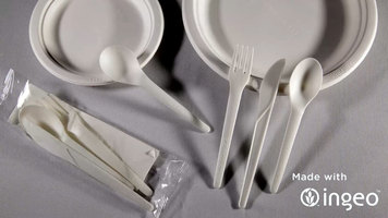 Eco Products Plantware and Plant Starch Cutlery