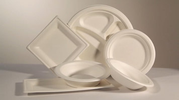 Eco-Products Sugarcane Dinnerware