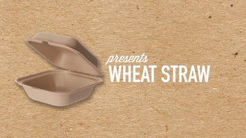 Eco Products Wheat Straw Series