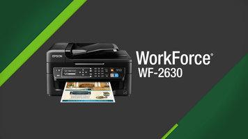 Epson WorkForce Pro WF2630 Printer
