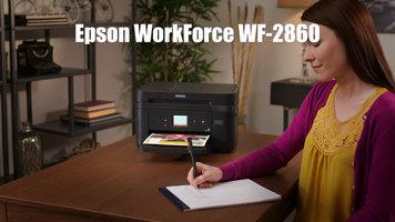 Epson WorkForce WF2860 All-in-One Printer